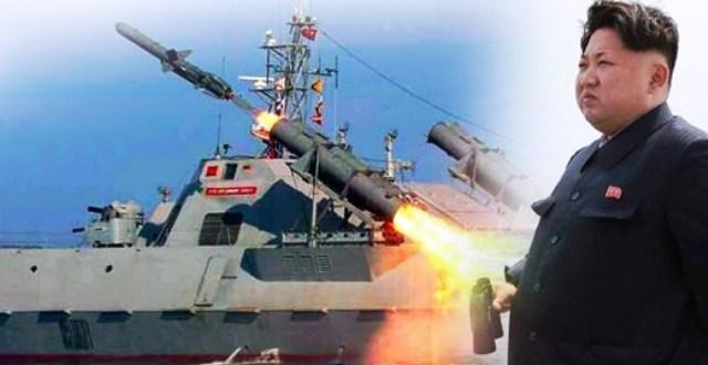 बेखौफ उत्तर कोरिया की एक और नापाक कोशिश, फिर से किया उत्तर कोरिया ने एक और बैलेस्टिक मिसाइल का परीक्षण