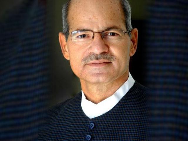 केंद्रीय पर्यावरण मंत्री अनिल माधव दवे का अंतिम संस्कार