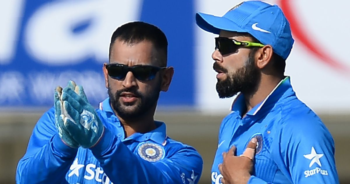 चैंपियंस ट्रॉफी के लिए धोनी ने टीम इंडिया को दिया 'गुरु मंत्र'
