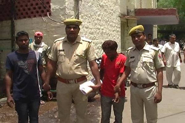 पठानकोट में माधोपुर रेलवे ट्रैक के पास से 3 संदिग्ध युवक गिरफ्तार, BSF अलर्ट