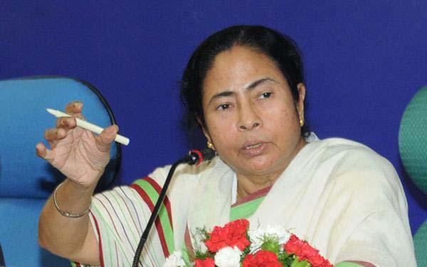 पश्चिम बंगाल को जल्द ही मिलेगा अपना लोगो, CM ममता बनर्जी ने किया डिजाइन