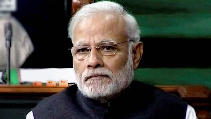 कांग्रेस ने पीएम मोदी को दिया सबसे बड़ा झटका