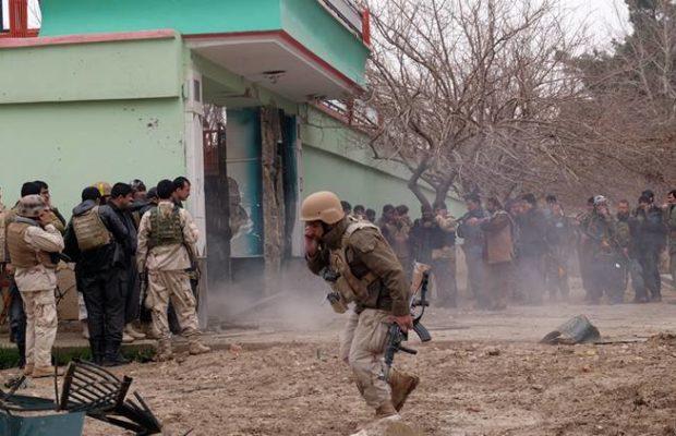 अफगानिस्तान में एक दिन में मारे गए