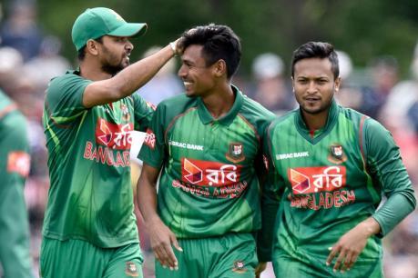 IndvsBan वॉर्मअप मैच: भारत को लगा दूसरा झटका, रोहित के बाद रहाणे भी आउट