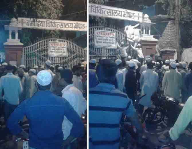 CM ने दी चेतावनी: भोपाल शांति का टापू, किसी ने फिजा बिगाड़ी, तो कुचल देंगे