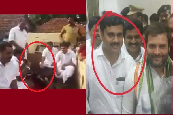 राहुल गाँधी ने दी सफाई: कहा सरेआम गौ हत्या मामले में बैकफुट पर आ गई कांग्रेस