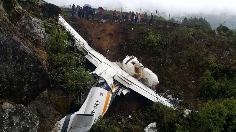 नेपाल की गोमा एयर का विमान दुर्घटनाग्रस्त हुआ, सीनियर पायलट की हो गई मौत