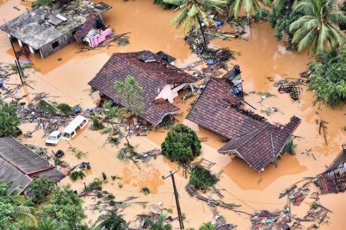 बड़ीखबर: श्रीलंका में भीषण बाढ़ तथा भूस्खलन से 91लोगो की मौत, 100 से भी ज्यादा लोग लापता