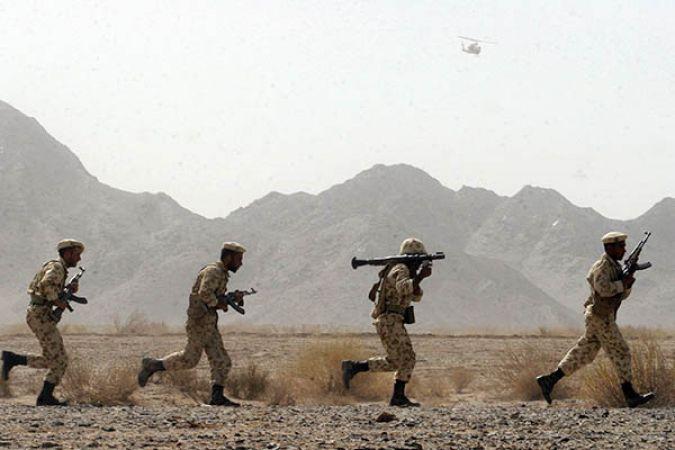 ईरान ने किया पाकिस्तान में मौजूद आतंकीयों के ठिकानों पर हमला