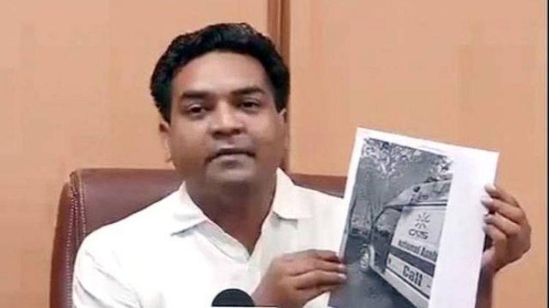 कपिल मिश्रा का बड़ा बयान: कहा, 300 करोड़ की दवा गोली खा गए अरविन्द केजरीवाल