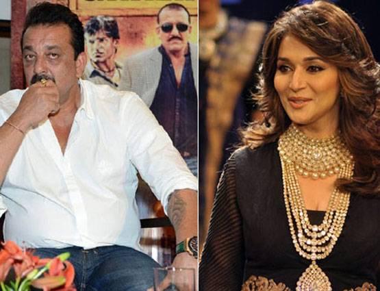 संजय दत्त से शादी करना चाहती थीं माधुरी, पिता को नामंजूर था ये रिश्ता