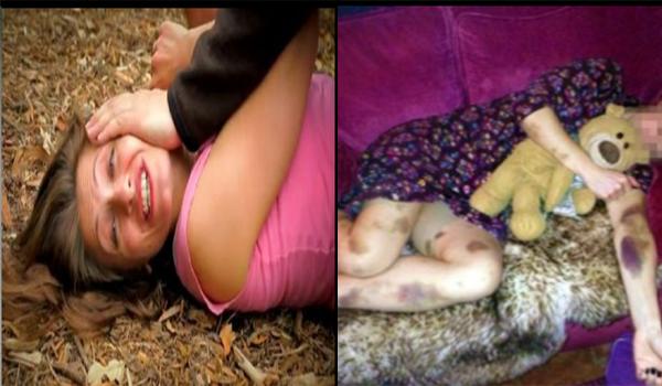 14 साल की लड़की से हैवानियत की सारी हदें हुई पार, 20 घंटे में 110