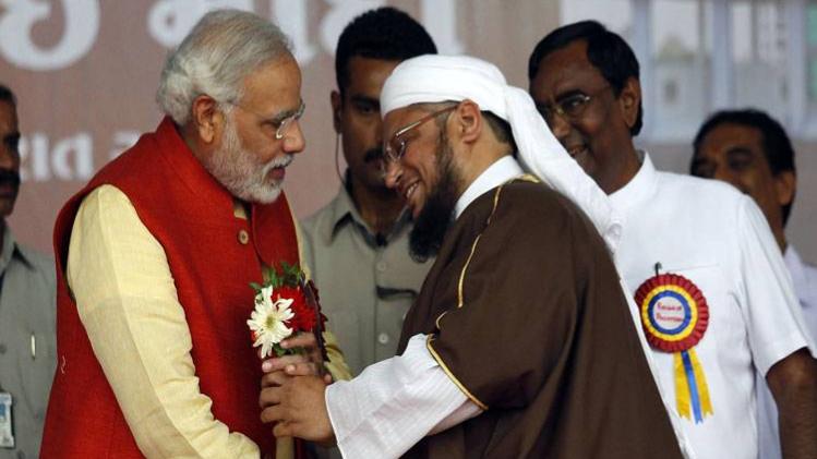बीजेपी ने उतारे 77 में से 45 मुस्लिम उम्मीदवार