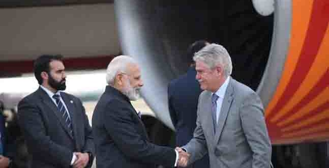 भारत और स्पेन ने किए 7 समझौतों पर हस्ताक्षर
