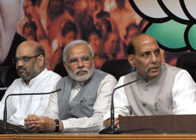 3 साल का हिसाब देने के लिए मोदी सरकार की हाईटेक की तैयारी, 450 नेता करेंगे देश का दौरा