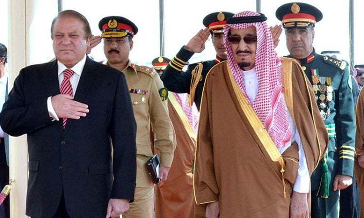 सऊदी के किंग सलमान बिन अब्दुलअजीज ने मांगी नवाज शरीफ से माफ़ी