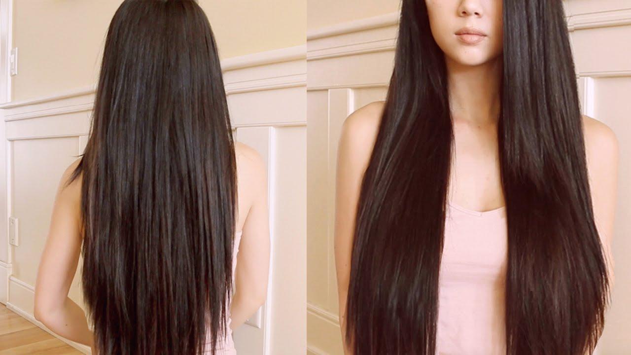 अगर चाहते हो लंबे बाल तो अपनाएं ये टिप्स
