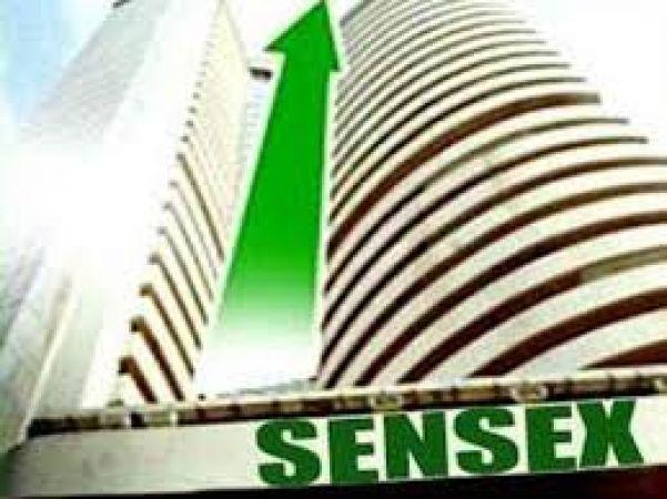 31 हजारी होने पर शेयर बाजार का सेंसेक्स को सलाम