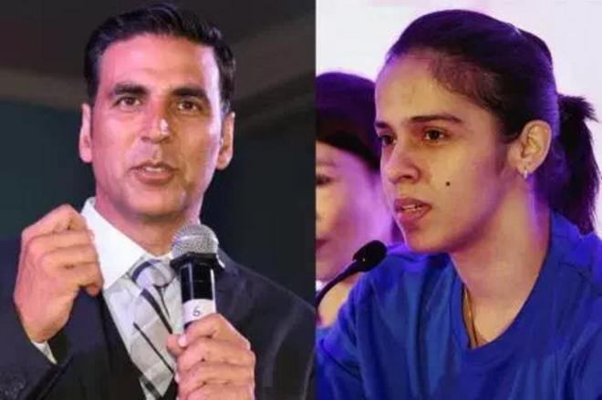 शहीद हुए जवानों के परिवारों की मदद करने के लिए अक्षय और साइना को मिली धमकी