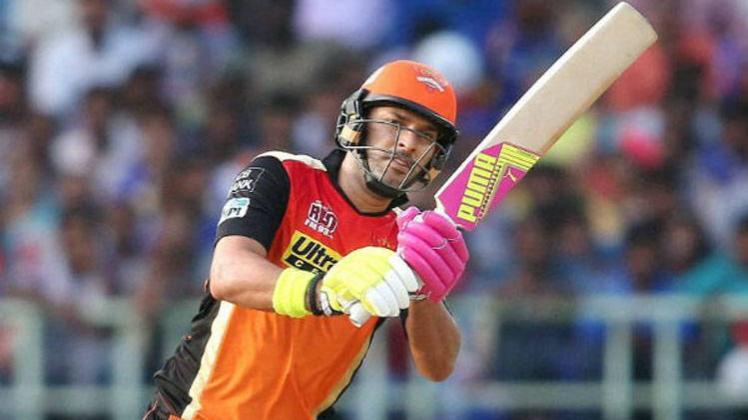 युवराज के इस शॉट से बचा बल्लेबाज का सिर