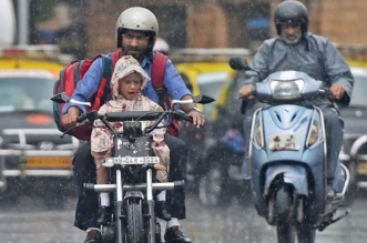 Once again, Mumbai, unsettled by heavy rains