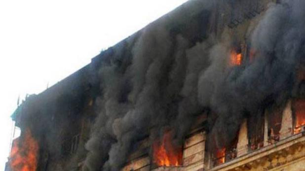 अंडमान और निकोबार के होटल में लगी भयंकर आग, मचा हडकंप