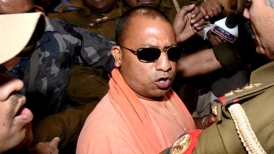 अपने शिष्य का हालचाल लेने गाजियाबाद के निजी अस्पताल पहुंचे CM योगी आदित्यनाथ