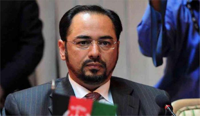 अफगानिस्तान के  विदेश मंत्री सलाहुद्दीन रब्बानी ने भारतीय राजदूत को दिलाया ये भरोसा...