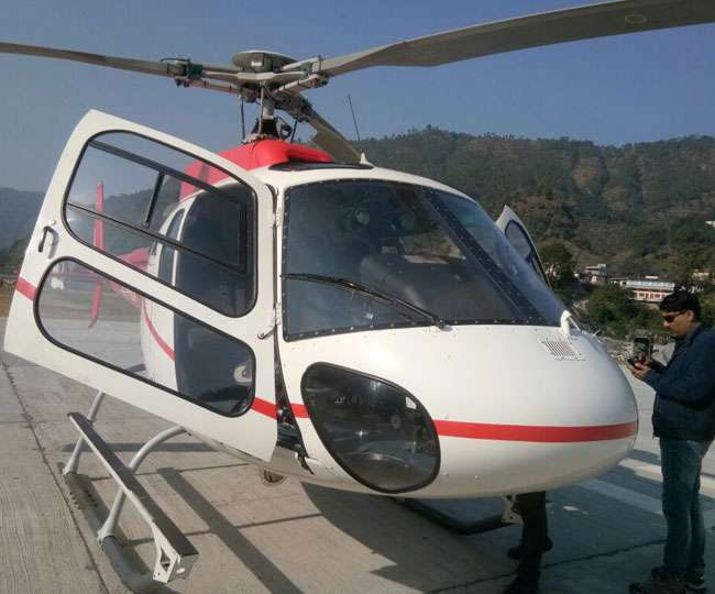 अब नहीं लूट सकेंगी हेली कंपनिया, इतने में होगी केदारनाथ की हवार्इ सेवा