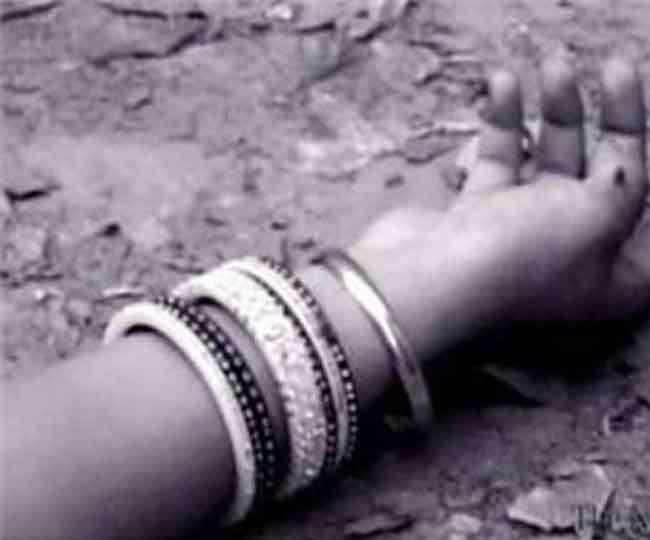 अवैध संबंधों का राज खुला तो प्रेमी के साथ मिलकर कर दी सास की हत्या