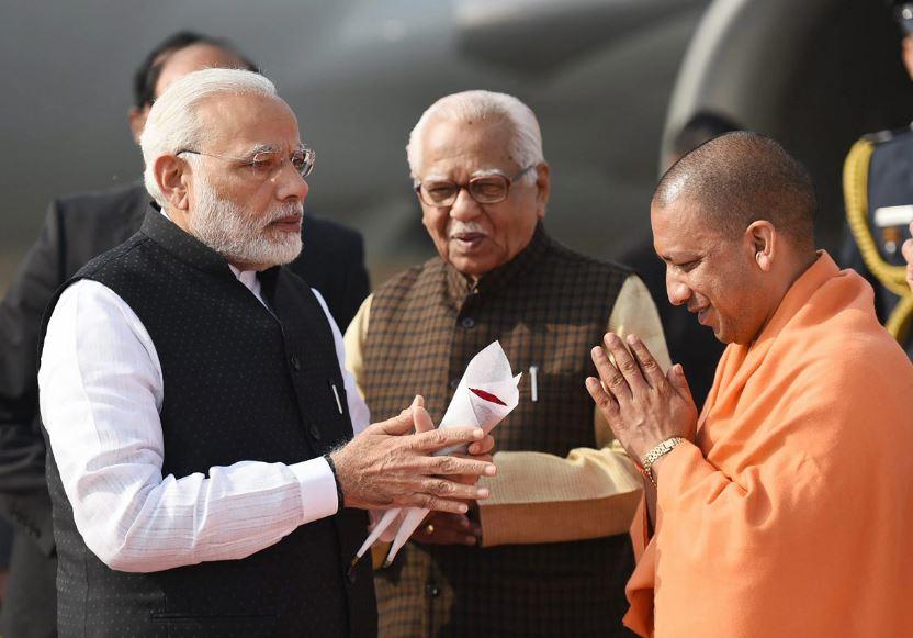 आज दिल्ली में योगी करेंगे PM मोदी और अमित शाह से मुलाकात, हो सकती है इस मुद्दे में वार्तालाप