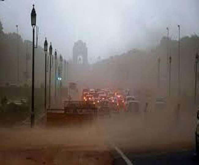 आज 100 कि.मी. की रफ्तार से आ सकता है तूफान, मेट्रो होगी प्रभावित, डरे नहीं...!
