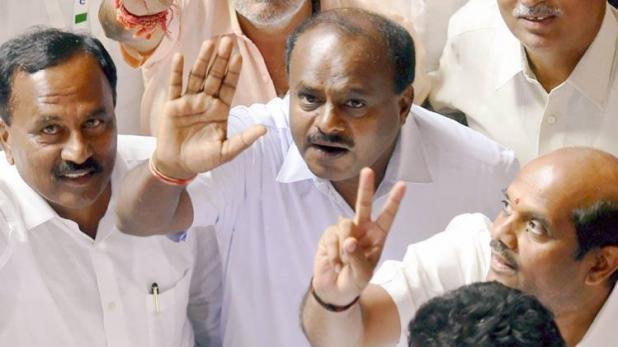 कर्नाटक में शपथ ग्रहण के 5 दिन बाद भी मंत्रियों को अभी तक नहीं मिले कोई विभाग