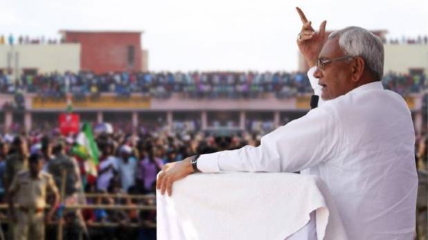 कर्नाटक में CM नीतीश ने महिमा के लिए मांगे वोट, कहा- तीन तलाक पर नहीं बदला स्टैंड