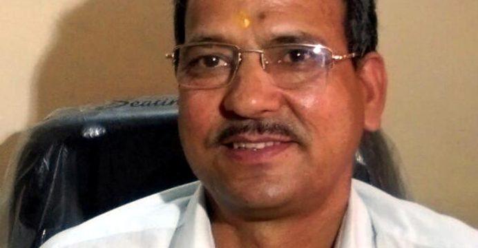 कांग्रेस ने थराली विधानसभा के लिए प्रो. जीतराम पर फिर से दांव खेलते हुए उन्हें प्रत्याशी घोषित किया गया