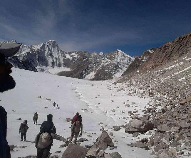 गंगोत्री हिमालय में ट्रैकिंग के शौकीन लोगों के लिए है ये खबर