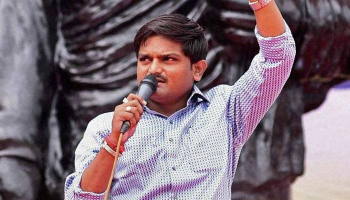 गुजरात में हार्दिक पटेल ने आरक्षण आंदोलन को फिर दी हवा
