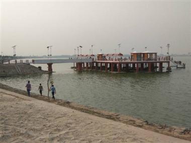 गोरखपुर के रामगढ़ ताल में नौकायन जल्द, गोताखोर करेंगे सुरक्षा