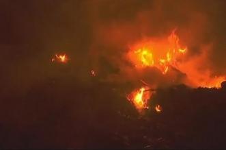 दक्षिण दिल्ली में आग से 50 से अधिक झुग्गियां जलकर राख, बाल-बाल बची सैकड़ों लोगों की जान