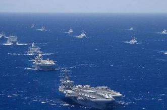 दुनिया के सबसे बड़े समुद्री सैन्य अभ्यास में अब भारत भी शामिल