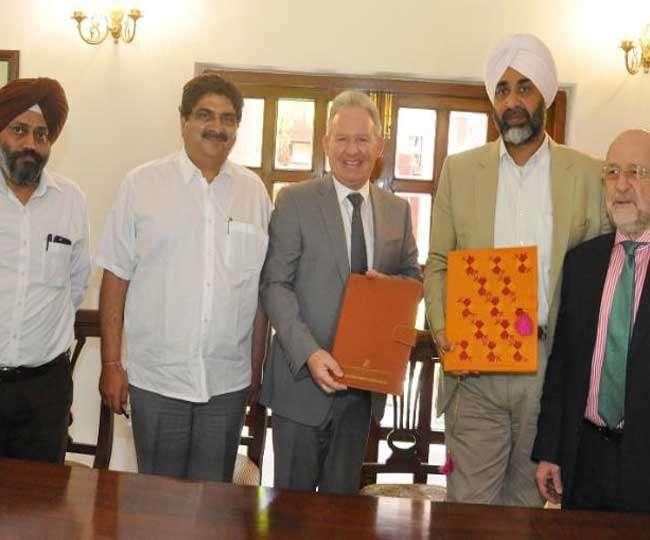 पंजाब में ब्रिटिश कंपनी लगाएगी 10 बायो गैस व सीएनजी प्लांट