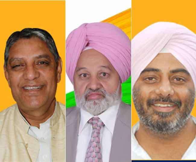 पंजाब में मंत्री न बनाए जाने से खफा तीन कांग्रेस विधायकों ने दिया विधानसभा कमेटियों से इस्तीफा