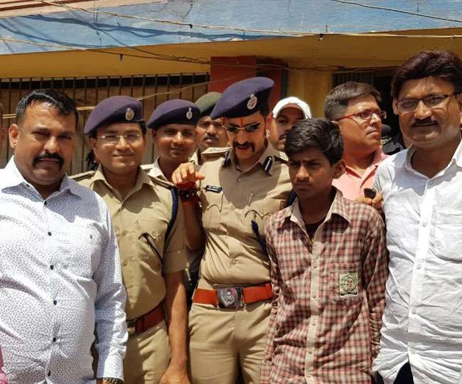 पटना पुलिस ने अगवा बच्चे को किया बरामद, मांगी गई थी 60 लाख की फिरौती