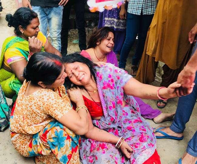 पटना पुलिस लाइन में सिपाही को आया गुस्सा, दिन-दहाड़े पुलिकर्मी के बेटे को भूना