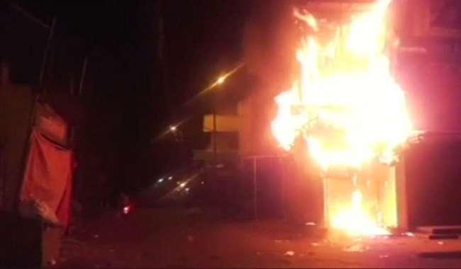 महाराष्ट्र: पानी की अफवाह पर औरंगाबाद में दंगा, दो की मौत; 40 घायल