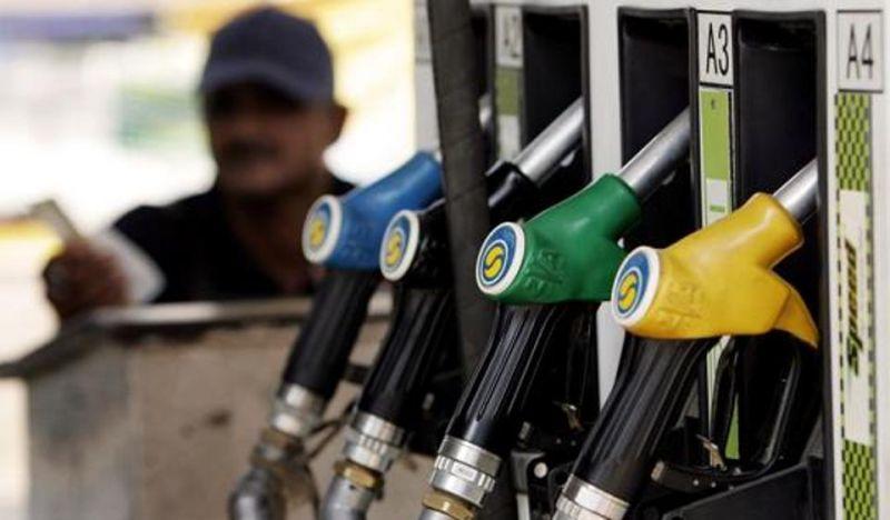 फिर बढ़े ईंधन के दाम