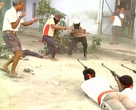 MP: बजरंगदल कार्यकर्ताओं ने लव जेहादियों से निपटने ली हथियारों की ट्रेनिंग