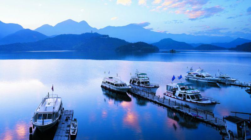 बहुत ही खूबसूरत है ताइवान की सन मून लेक
