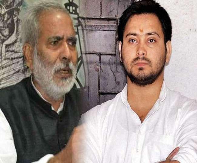 बिहार में कर्नाटक मामले के विरोध में सड़क पर उतरेगा राजद, तेजस्वी आवास पर हुई बैठक