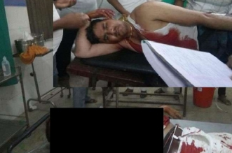 बिहार में बसपा नेता को सरेआम भूना, बेटे को भी मारी गोली